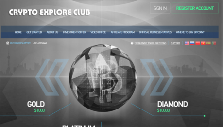 Crypto Explore Club Review: Scam Update