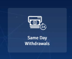 Cryptorocket withdrawal
