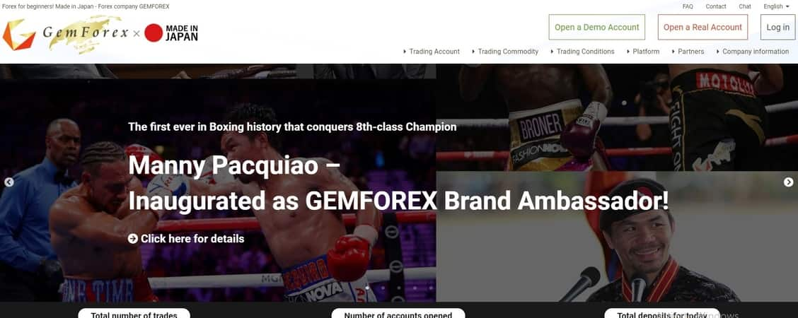 GemForex review: Scam Update