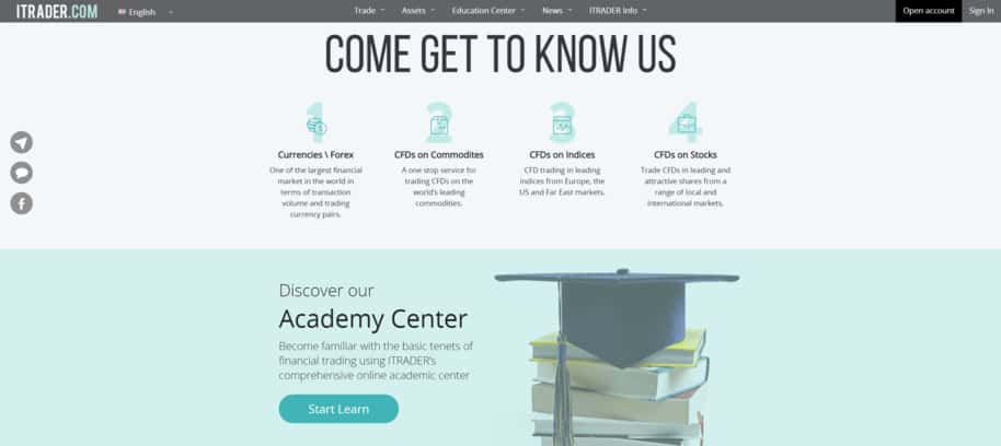 ITrader Academy Center