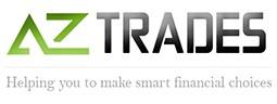 AZ Trades scam logo