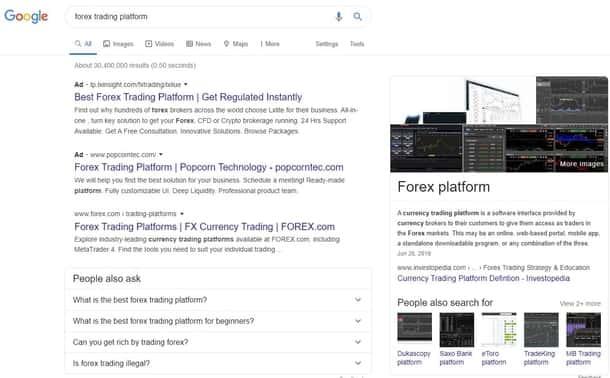 Forex Companies