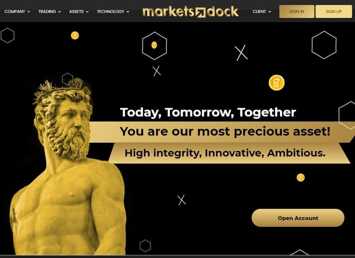 MarketsDock Scam