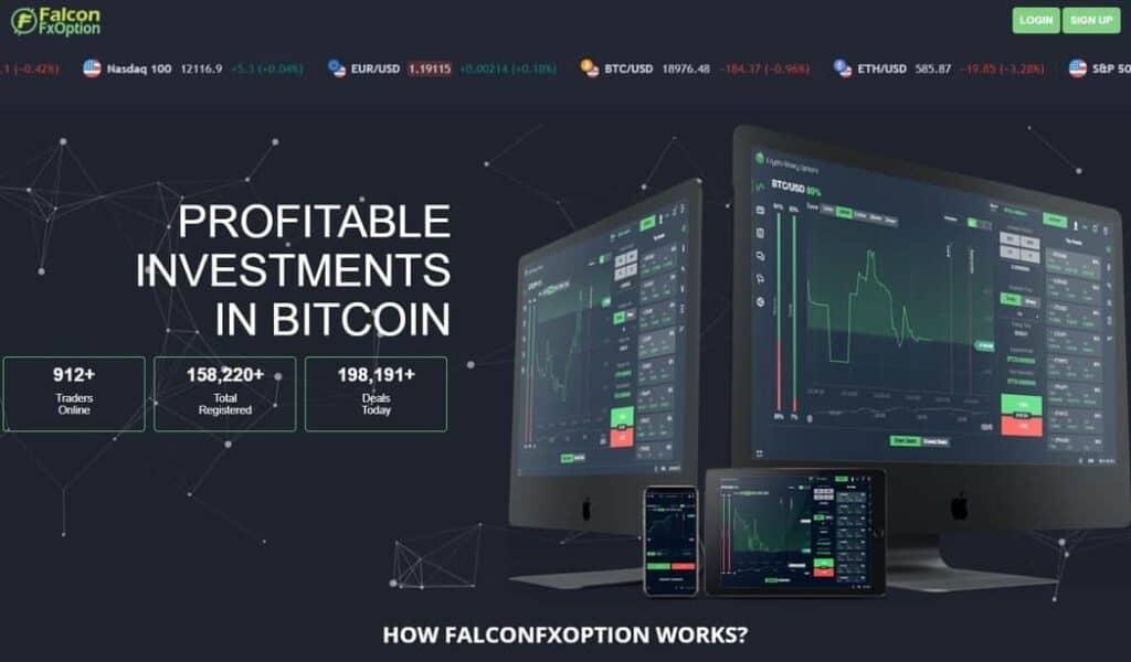 Falcon FX Scam