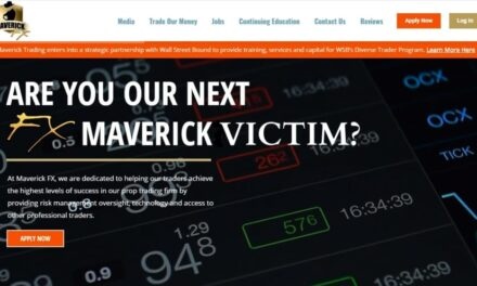 MAVERICK TRADING: THE SCAM